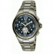 Breil Ace blue dial chronograph stainless steel bracelet Mens watch 2519774045