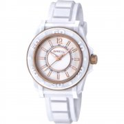 Breil Mantalite white dial resin strap Ladies watch TW0832