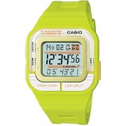 Casio Baby G green dial chronograph resin strap Ladies watch SDB-100-3AEF