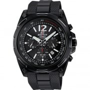 Casio Edifice Solar Chronograph Black Resin Strap Gents Watch EFR-545SBPB-1BVER