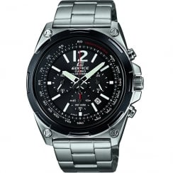 Casio Edifice Solar Chronograph Stainless Steel Bracelet Gents Watch EFR-545SBDB-1BVER
