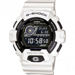 Casio G-Shock Chronograph White Resin Strap Mens Watch GR-8900A-7ER
