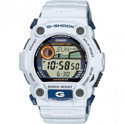 Casio G-Shock Digital Chronograph White Resin Strap Mens Watch G-7900A-7ER