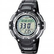 Casio Sports Gear Digital Chronograph Resin Strap Mens Watch SGW-100-1VEF
