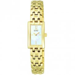 Citizen Silhouette white dial stainless steel bracelet Ladies watch EG2572-56D