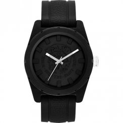 Diesel Company black dial resin strap Mens watch DZ1591