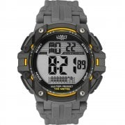 Limit Digital Stopwatch Grey Resin Strap Gents Watch 5704