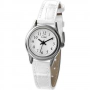 Limit Classic White Dial White Strap Ladies Watch 6931