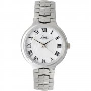 Limit mother of pearl dial stainless steel bracelet Mens watch 5681