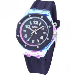 Limit Strobe Blue Dial Blue Resin Strap Unisex Watch 6898