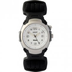 Limit White Dial Black Nylon Strap Children Watch 5321