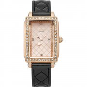 Lipsy  ROSE GOLD dial LEATHER STRAP Ladies watch LP169