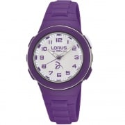 Lorus Novak Djokovic Foundation Purple Strap Children Watch R2371KX9