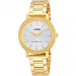 Lorus  silver dial stainless steel bracelet Ladies watch RG220JX9