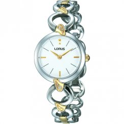 Lorus  silver dial stainless steel bracelet Ladies watch RRW16EX9