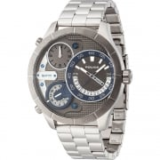 Police Bushmaster Stainless Steel Bracelet Gents Watch 14638XSTU/61M