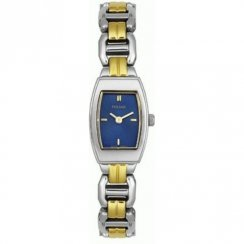 Pulsar Blue Dial Stainless Steel Bracelet Ladies Watch PEG451