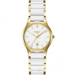 Roamer C-Line Ceramic Ladies Watch 657844 48 25 60