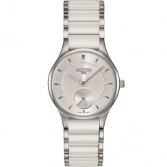 Roamer Ceraline Saphira Ceramic Ladies Watch 677855 41 15 60