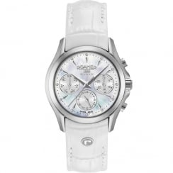 Roamer Searock Chrono Ladies Watch 203901 41 10 02