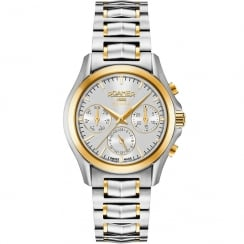 Roamer Searock Chrono Ladies Watch 203901 47 15 20