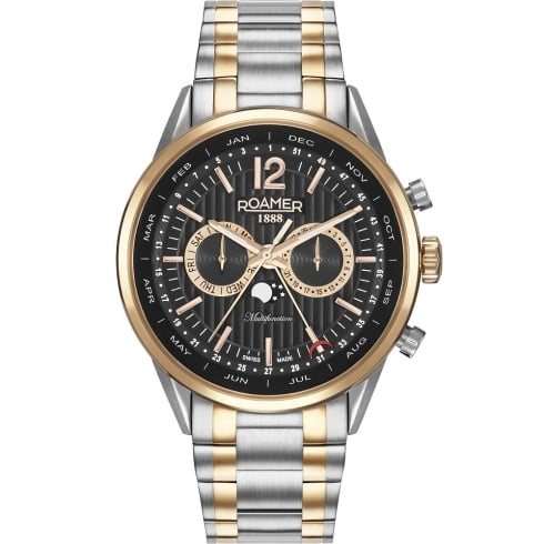 Roamer Superior Business Multi Function Gents Watch 508822 49 54 50