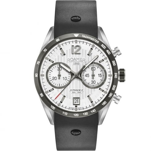 Roamer Superior Chrono II Gents Watch 510902 41 14 05