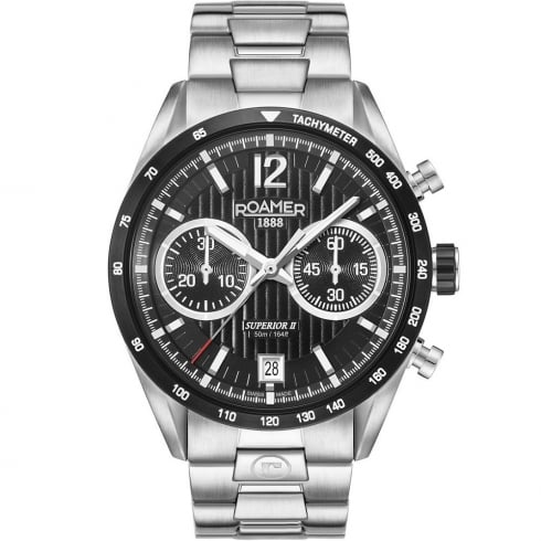 Roamer Superior Chrono II Gents Watch 510902 41 54 50