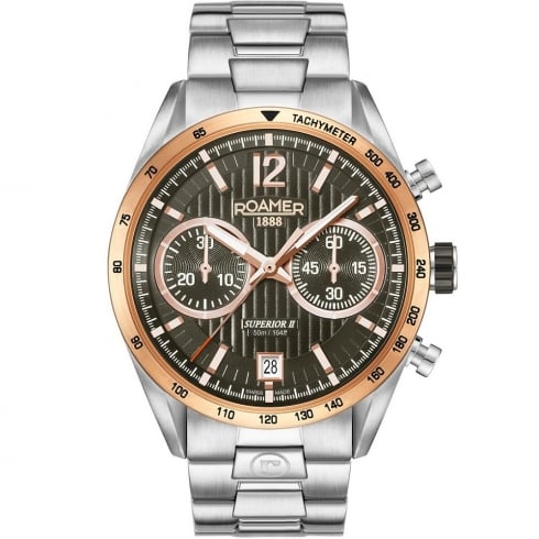 Roamer Superior Chrono II Gents Watch 510902 49 64 50