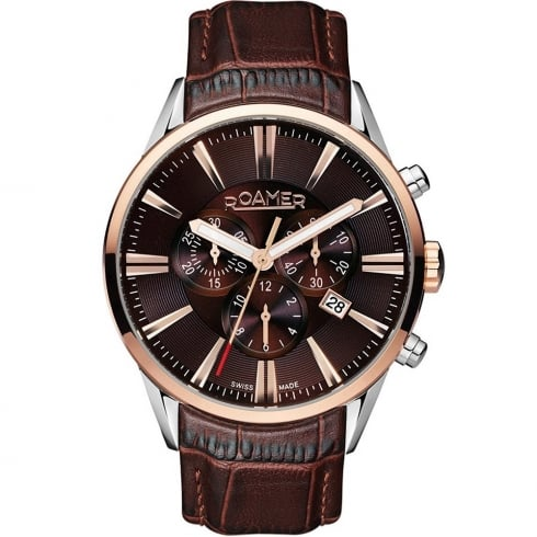 Roamer Superior Chronograph Gents Watch 508837 41 65 05