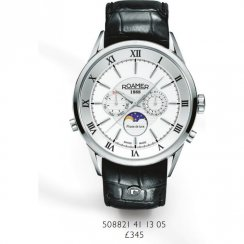 Roamer Superior Moonphane Gents Watch 508821 41 13 05