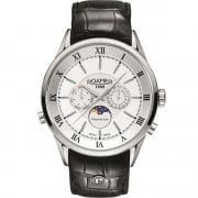 Roamer Superior Moonphase Gents Watch 508821 41 13 05