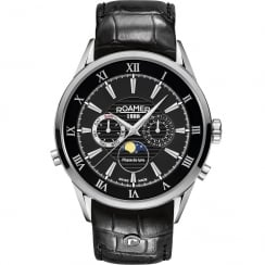 Roamer Superior Moonphase Gents Watch 508821 41 53 05