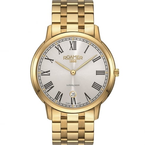 Roamer Superslender Gents Watch 515810 48 22 50