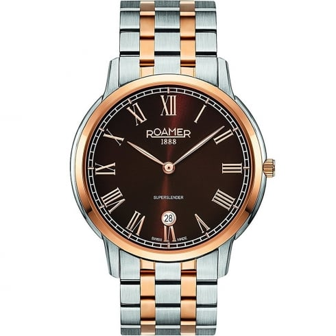 Roamer Superslender Gents Watch 515810 49 05 50