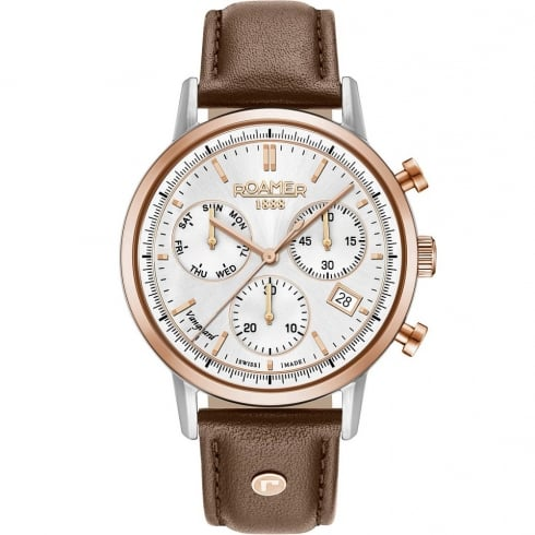 Roamer Vanguard Chrono II Gents Watch 975819 49 15 09
