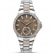 Seksy Eternal Grey Dial Stainless Steel Bracelet Ladies Watch 2182