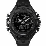 Timex Dual Display Digital Chronograph Resin Strap Gents Watch TW5M23300