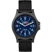 Timex Expedition Blue Dial Black Nylon Strap Gents Watch TW4999900