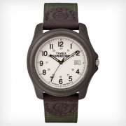 Timex Expedition Cream Dial Nylon Strap Gents Watch T49101