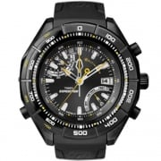 Timex Expedition E-Altimeter Black Resin Strap Gents Watch T49795