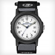 Timex Expedition White Dial Nylon Strap Mens Watch T49713
