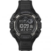 Timex Expedition World Time Digital Chronograph Black Resin Strap Gents Watch T49970