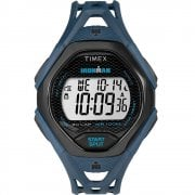 Timex Ironman Digital Chronograph 30 LAP Blue Resin Strap Watch TW5M10600