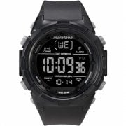 Timex Marathon Digital Chronograph Black Resin Strap Full Size Watch TW5M22300