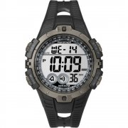 Timex Marathon Digital Chronograph Black Resin Strap Gents Watch T5K802